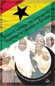 Islamic Learning...in Ghana, bookcover