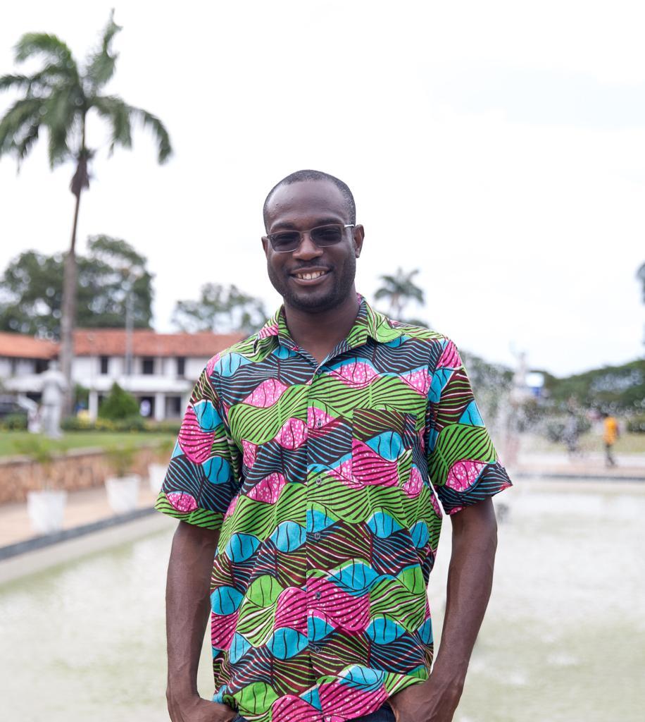 Kwabena Opoku-Agyemang